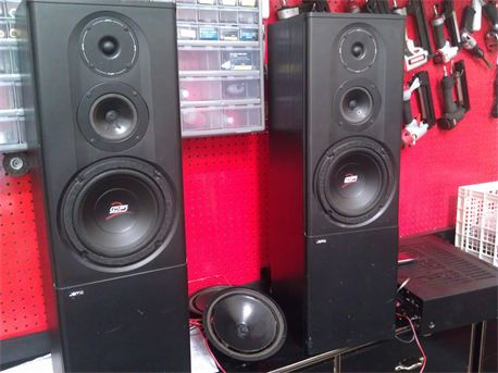 Sound Doctor 911 - Home Speakers